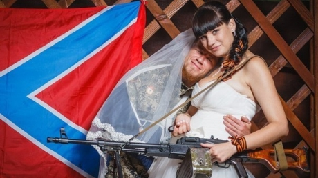 """елена павлова, жена, арсений павлов, моторола, донецк, """"днр"""", убийство, происшествия, украина, фото"""