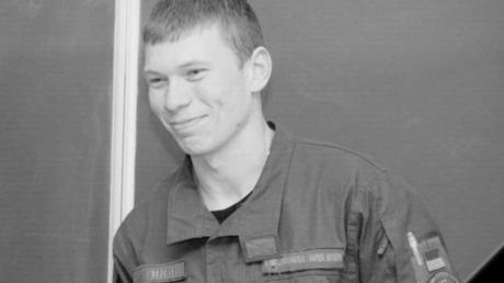 На Донбассе погиб боец Нацгвардии Дмитрий Антиков - сепаратисты нагнетают обстановку на передовой