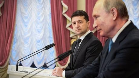 Зеленский, Песков, Путин, Общение, Переговоры.