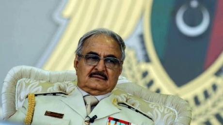 ливия, хафтар, война, россия, египет