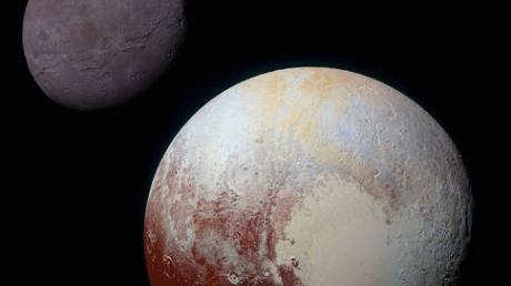 """Пока Путин занят созданием нежизнеспособных """"новороссий"""" и """"малороссий"""", США покоряют Плутон: NASA опубликовало сенсационные кадры"""
