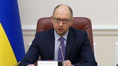 Яценюк: конфликт на Донбассе затянется более чем на 5 лет