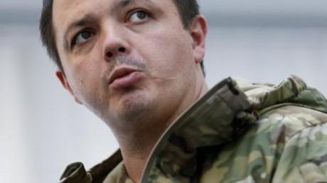 Семенченко: под Желобками всю ночь продолжались бои, замечены 400 российских военнослужащих
