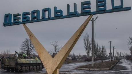 "Боевики ""ДНР"" снова стягивают танки под Дебальцево - разведка"