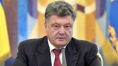 Порошенко предложил СНБО ввести в Украину миротворцев ООН