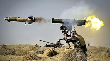"""Наемники на Донбассе атаковали ВСУ из запрещенных """"Фаготов"""": много военнослужащих получили ранения"""