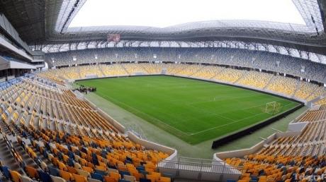 """Ожидаются провокации на матче """"Шахтер"""" - """"Динамо"""": полиция обследует стадион на предмет взрывчатки"""