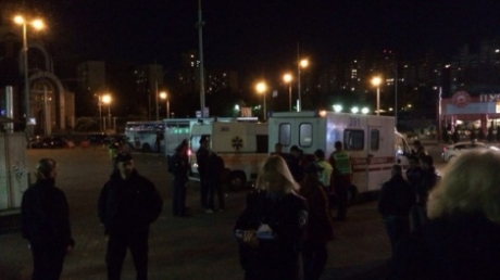 Не успели оцепить: на Южном вокзале в Киеве взоврался взрывпакет, есть пострадавшие