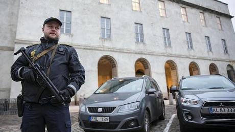 Подозреваемому в происшествиях в Копенгагене было 22 года