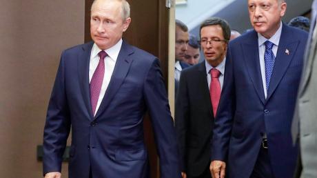 """Эрдоган """"подставил"""" Путина правдой о ЧВК """"Вагнер"""" - грядет новый конфликт Турции и РФ"""