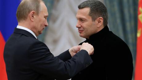 Венедиктов сказал, что Соловьеву надо от Путина, - стало понятно, почему так старается ведущий