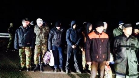 Минобороны: из плена освобождены два бойца и восемь волонтеров