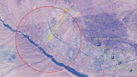 Ракета, геолокация, самолет, Тегеран, расстояние