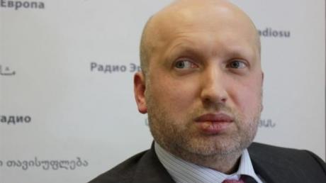 Турчинов: под Мариуполем взято 5 населенных пунктов