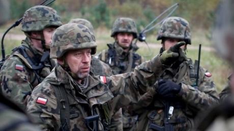 Минобороны Польши: мы направим в Украину военных инструкторов