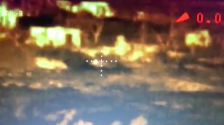 В ВСУ показали кадры ликвидации боевика в Донецке: снайпер ООС справился с задачей с 850 метров