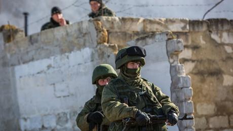 Крым - не российский, и он не забыт