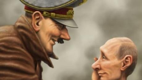 """""""Так ведь Путин и победил Гитлера. Есть интервью Гитлера с Лавровым"""", - соцсети высмеяли опрос среди россиян относительно того, мог ли СССР победить нацистскую Германию в одиночку"""