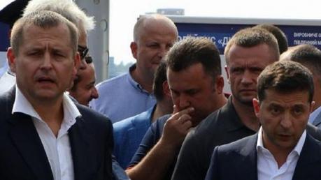В Днепре на встрече Зеленского и Филатова со СМИ произошел скандал: увидеть такое соцсети не ожидали - видео