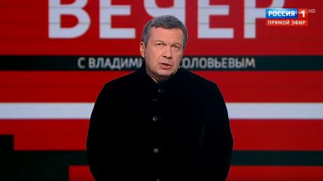Украина, Россия, интервью, общество, скандал, видео, Владимир Соловьев, Дмитрий Гордон