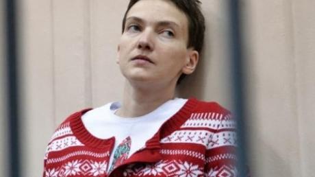 украина, савченко, россия, тюрьма, сестра, капельницы, медицина