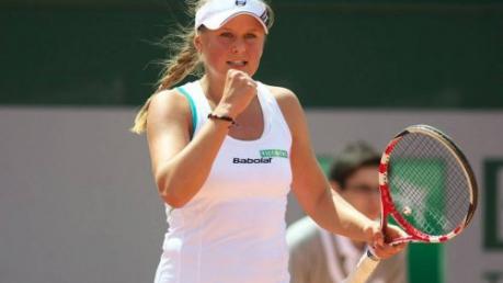 Знай наших! Украинка Екатерина Козлова одержала победу в престижном теннисном турнире