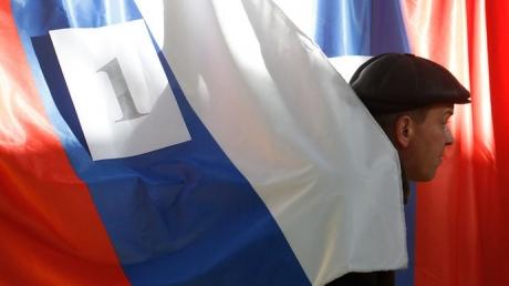 Выборы Путина в России и Украине: хроника онлайн
