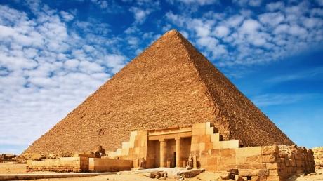 египет, пирамида хеопса, фараон, трон, история, археология