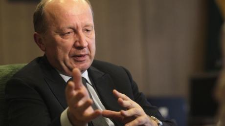 """Интервью с автором """"Плана Маршалла для Украины"""": Путину не позволят доминировать в Украине, как в 1947 году не позволили Сталину доминировать в Европе"""