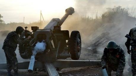 Боевики ведут обстрел с населенных пунктов нейтральной зоны - АТЦ