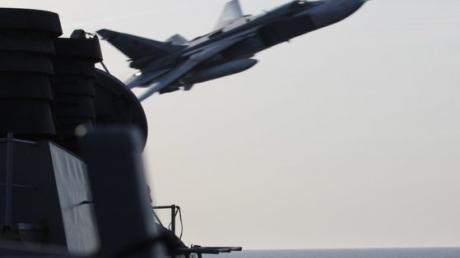 Джон Керри, США, Дональд Кук, Балтийское море, эсминец, Россия