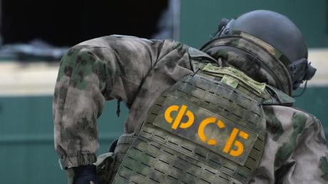 ФСБ, задержание, военнослужащий, пересечение, граница