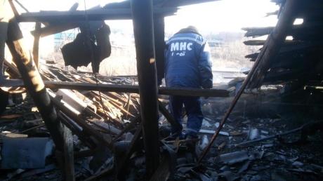 В Авдеевке снаряд попал в здание пожарной части