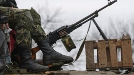 Боевики применили запрещенное оружие и 19 раз обстреляли позиции силовиков - штаб АТО