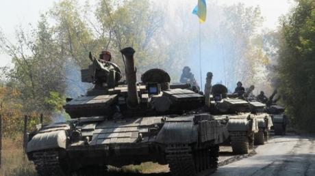 Украина Донбасс ДНР лнр украинская армия освобождение продвижение вперёд Дебальцево