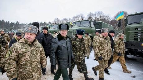 Кихтенко: военно-гражданские администрации будут созданы в Марьинском и Волновахском районах