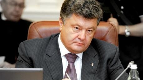 Порошенко против введения миротворцев в Украину