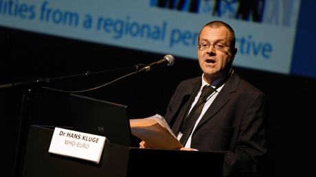 "Глава Европейского бюро ВОЗ заявил о 2-й волне коронавируса: ""Время для подготовки, а не празднования"""