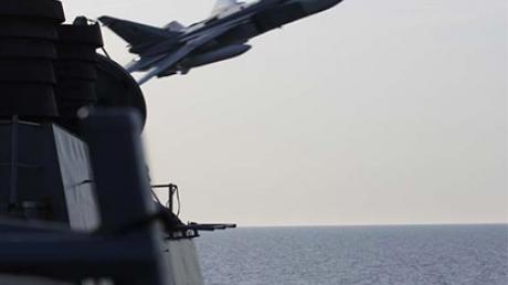 Россия провоцирует глобальную войну? США готовы дать жесткий ответ: Пентагон решительно отреагировал на облет своих кораблей