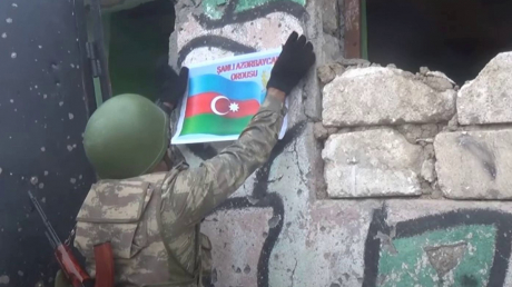 Войска Азербайджана совершили рывок в Карабахе и взяли под контроль три села