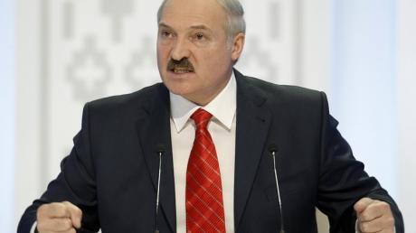 Лукашенко предложил свой план мирного урегулирования конфликта в Донбассе