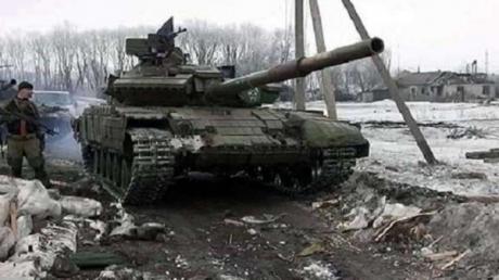 Ситуация в Дебальцево - новости, хроника событий онлайн - 18.02.2015