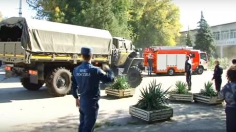 Мать керченского стрелка забрали на допрос прямо из госпиталя, где она помогала раненым, - СМИ
