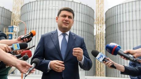 Гройсман намерен реинтегрировать Донбасс в Украину по хорватскому сценарию
