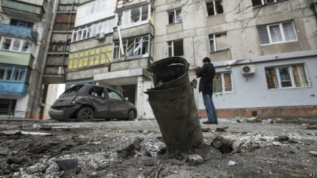 Оборона Мариуполя: боевики произвели шесть обстрелов из минометов