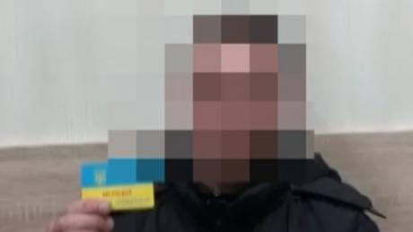 Сотрудники СБУ арестовали предателя: задержан бывший милиционер, вступивший в ряды террористов