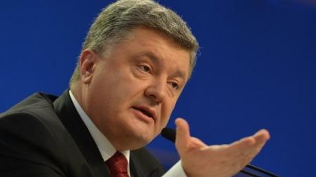 Партия Порошенко внесла в ВР законопроект о введении уголовной ответственности за отрицание агрессии РФ