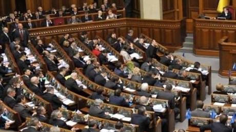 Верховная Рада увеличила численность армии Украины до 250 000
