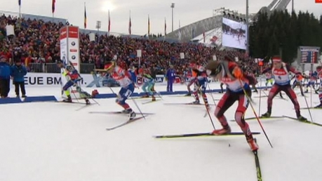 Без допинга трудно: российская сборная по биатлону установила антирекорд на чемпионате мира