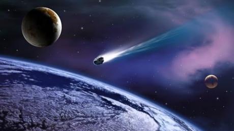 На Землю летит метеорит, который задел Луну и может уничтожить все живое, - появились кадры Апокалипсиса